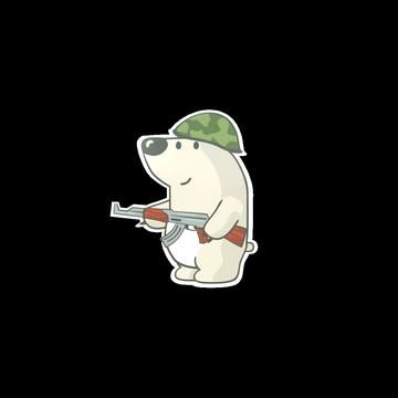 Nelu the Bear